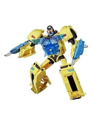Hasbro Transformers Cyberverse Battle Call Figür E8228 Renkli